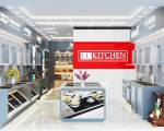 Showroom Eukitchen Vinh - Nghệ An