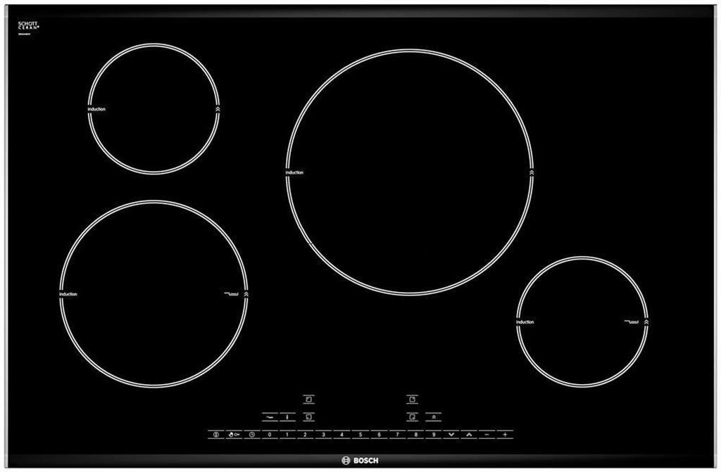 Bếp từ Bosch PIL875N14E
