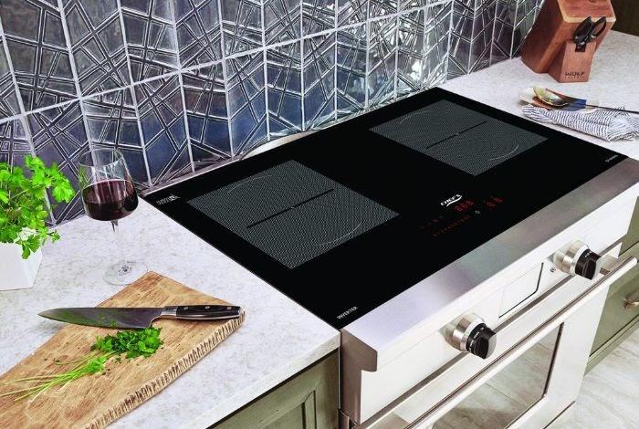 Bếp từ Chefs EH DIH666 phù hợp với hầu hết không gian bếp