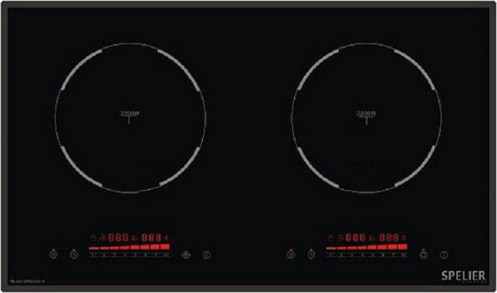 Bếp từ đôi Spelier SPM -928I