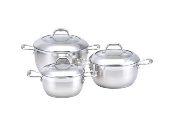 Bộ nồi bếp từ Malloca SA-14004