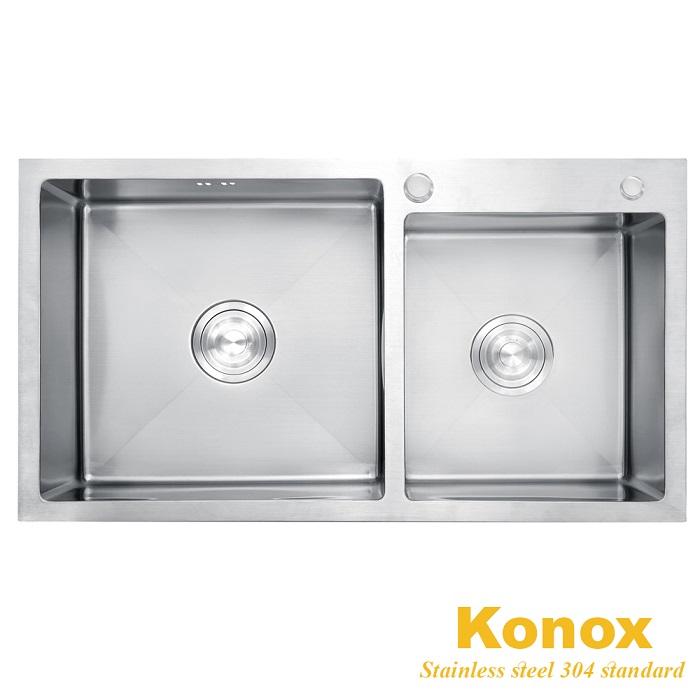 Chậu rửa bát Konox KN 8245 DO