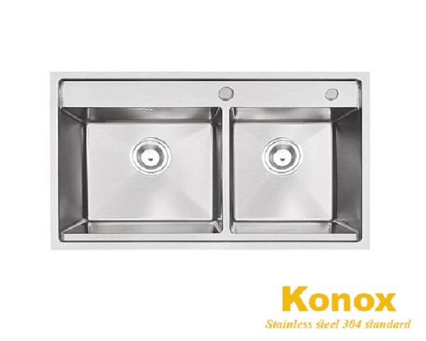 Chậu rửa bát Konox KN 8248TD