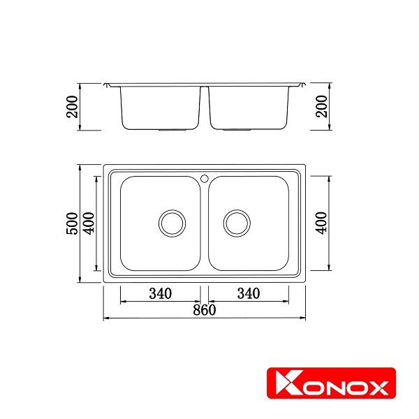 Ban ve Konox Premium KS8650 2B-min