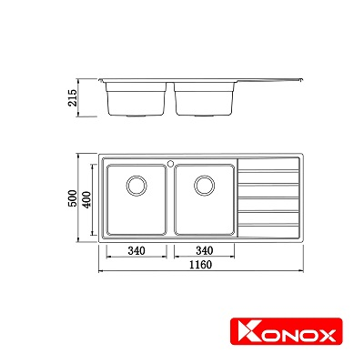 Ban ve Konox Spatia KS11650-min