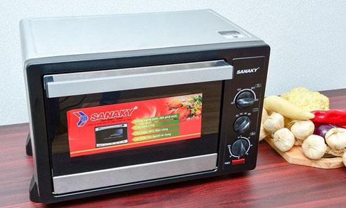 Lò nướng Sanaky VH-309N