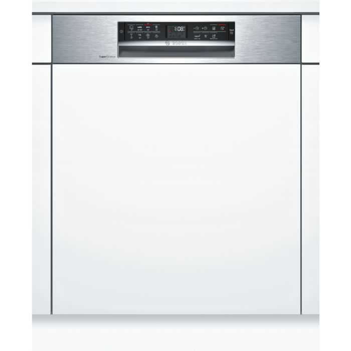 Máy rửa bát bán âm Bosch SMI68NS06G