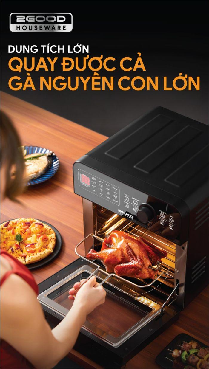 noi-chien-khong-dau-2good-vortex-s20-air-fryer-oven-dung-tich-lon-tien-loi