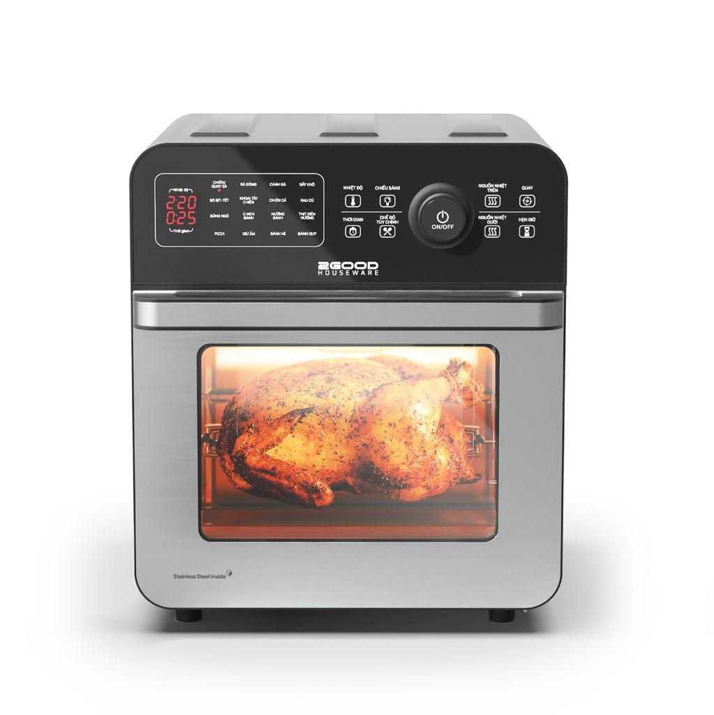 Nồi chiên không dầu 2GOOD Vortex S-20 Air Fryer Oven