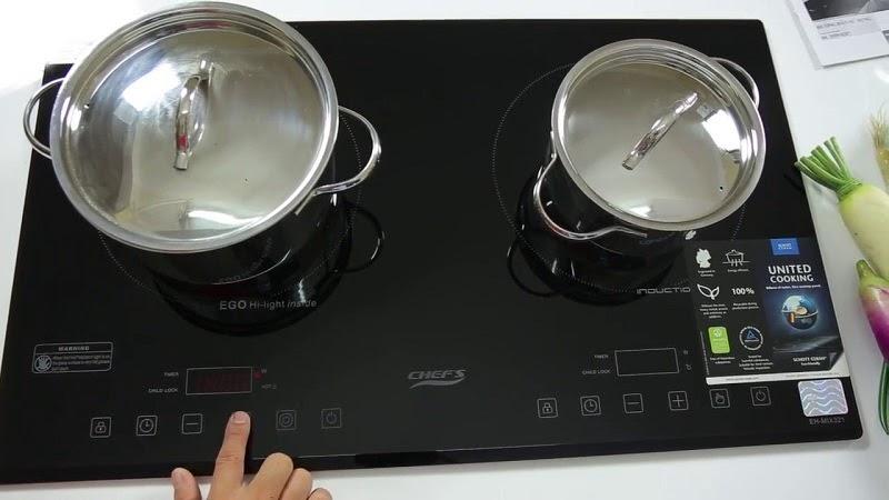 Bảng điều khiển bếp từ Chefs EH-DIH321