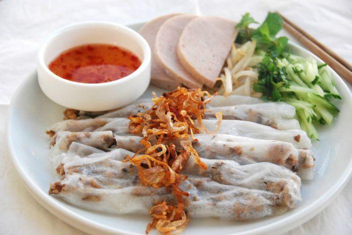 Bánh cuốn - Hình ảnh món ăn đặc sản Việt Nam