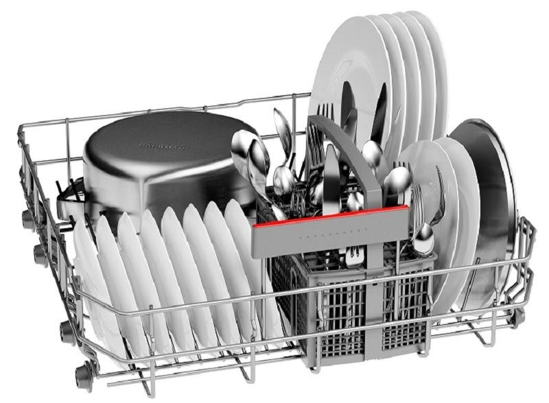 Các chương trình rửa có trong máy rửa bát Bosch SMS46GW01P