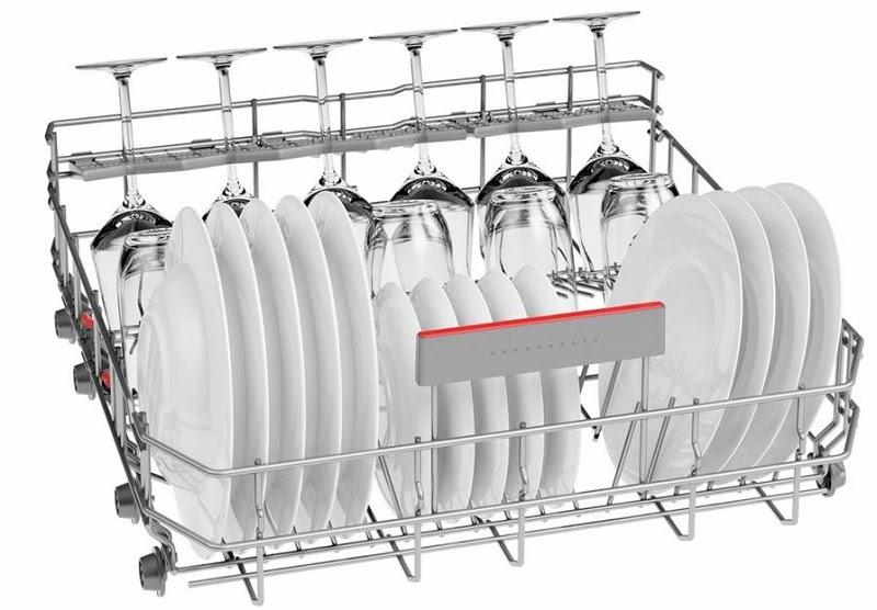 Các chương trình rửa có trong máy rửa bát Bosch SMS46NI05E
