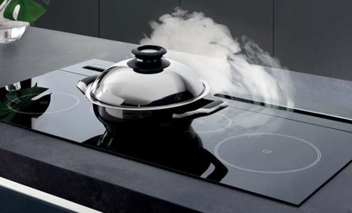 Đặc điểm của Bếp từ 3 vùng nấu