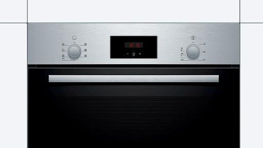 Đánh giá lò nướng Bosch HBF113BR0A về thiết kế