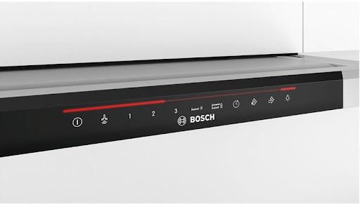 Đánh giá máy hút mùi Bosch DFS067J50B về thiết kế