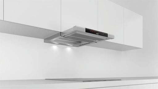 Đánh giá máy hút mùi Bosch DFS067J50B về tính năng