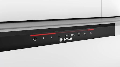 Đánh giá máy hút mùi Bosch DFS097J50B về thiết kế