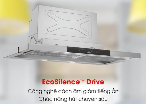 Đánh giá máy hút mùi Bosch DFS097J50B về tính năng