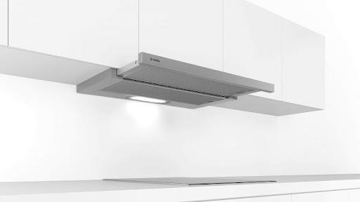 Đánh giá máy hút mùi Bosch DFT63AC50 về thiết kế