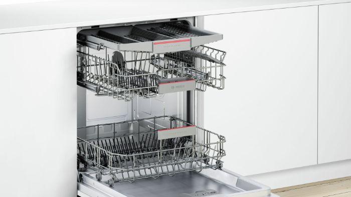 Đánh giá máy rửa bát Bosch SMI46KS01E về tính năng
