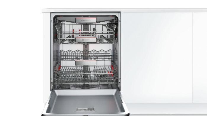 Đánh giá máy rửa bát Bosch SMI68TS06E về thiết kế
