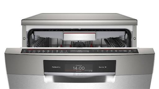 Đánh giá máy rửa bát Bosch SMI8YCS01E về tính năng