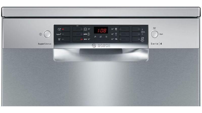 Đánh giá máy rửa bát Bosch SMS46MI07E về thiết kế
