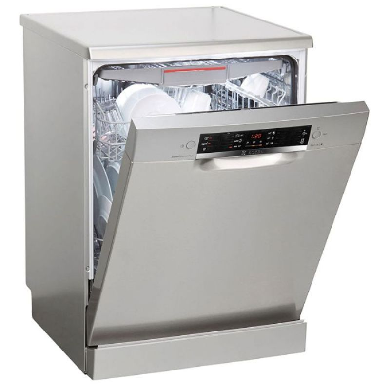 Đánh giá máy rửa bát Bosch SMS46MI07E về tính năng