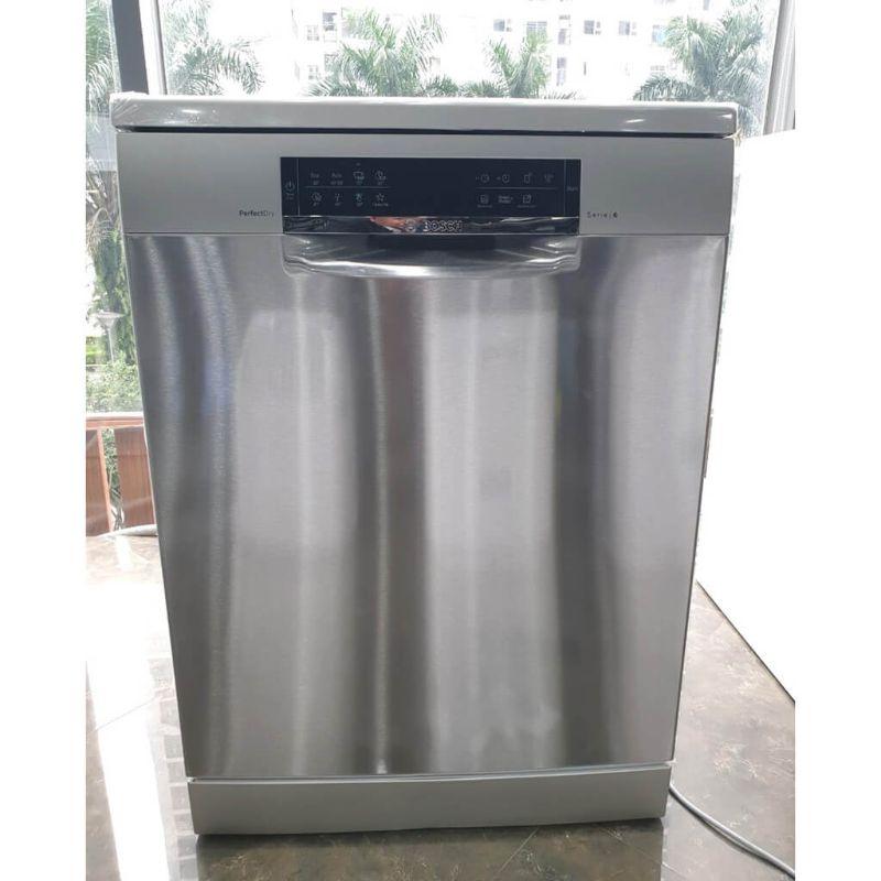 Đánh giá máy rửa bát Bosch SMS6ZCI42E về tính năng