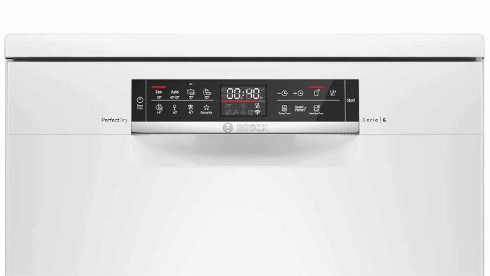 Đánh giá máy rửa bát Bosch SMS6ZCW42E về thiết kế