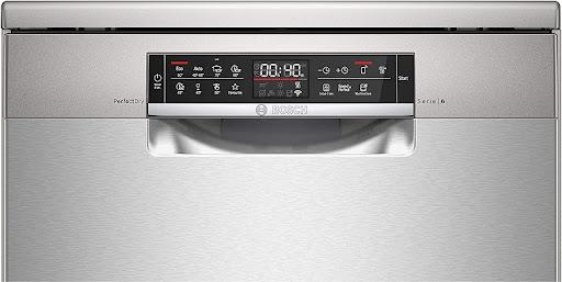 Đánh giá máy rửa bát Bosch SMV6ZCX49E về tính năng