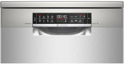 Đánh giá thiết kế máy rửa bát Bosch serie 6