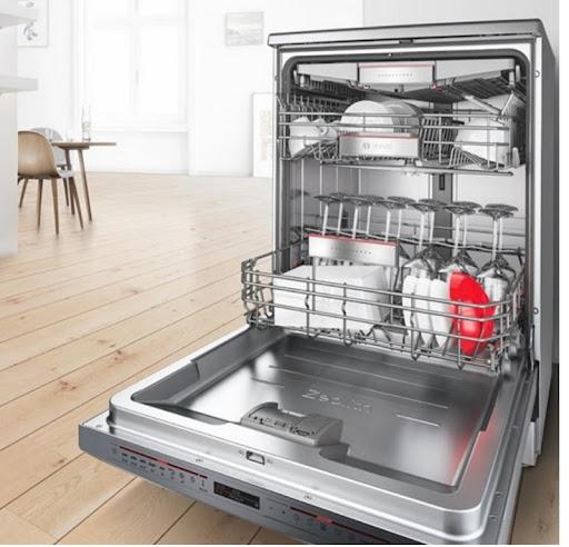 Đánh giá tính năng máy rửa bát Bosch serie 8