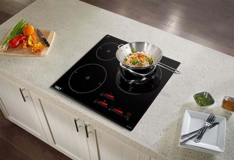 Giới thiệu bếp từ Chefs EH-IH555