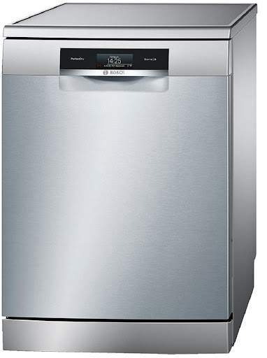 Giới thiệu máy rửa bát Bosch SMS88UI36E