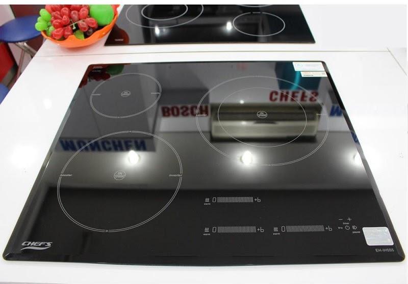 Khung vỏ, quạt gió bếp từ Chefs EH-IH555