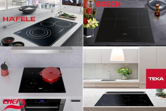 Mẫu bếp từ 3 vùng nấu nào tốt?