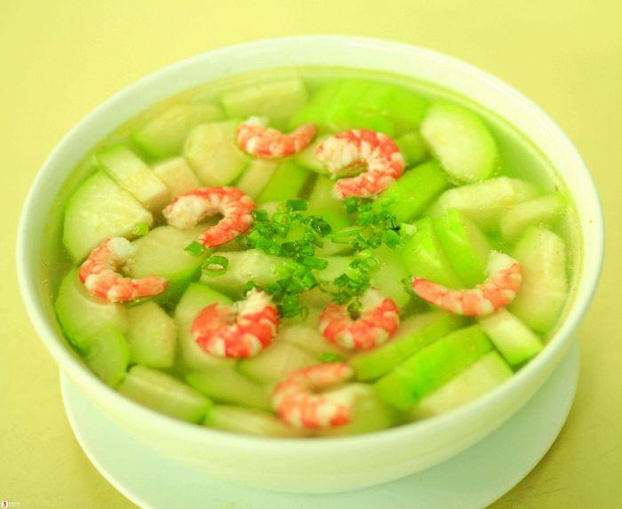 Món canh không xa lạ với mâm cơm Việt