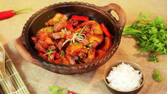 Món kho - Món ăn truyền thống trong văn hóa Việt
