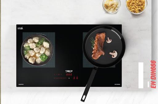 Người tiêu dùng đánh giá bếp từ Chefs EH-DIH666