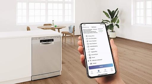 Người tiêu dùng đánh giá máy rửa bát Bosch SMI8YCS01E