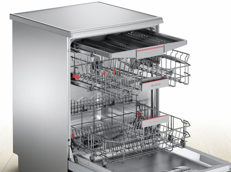 Người tiêu dùng đánh giá máy rửa bát Bosch SMS46MI01G