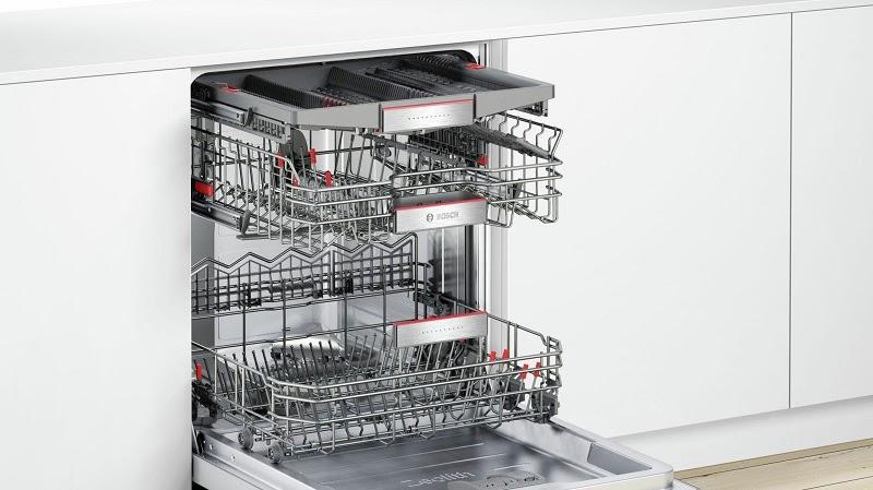Người tiêu dùng đánh giá máy rửa bát Bosch SMS46NI05E