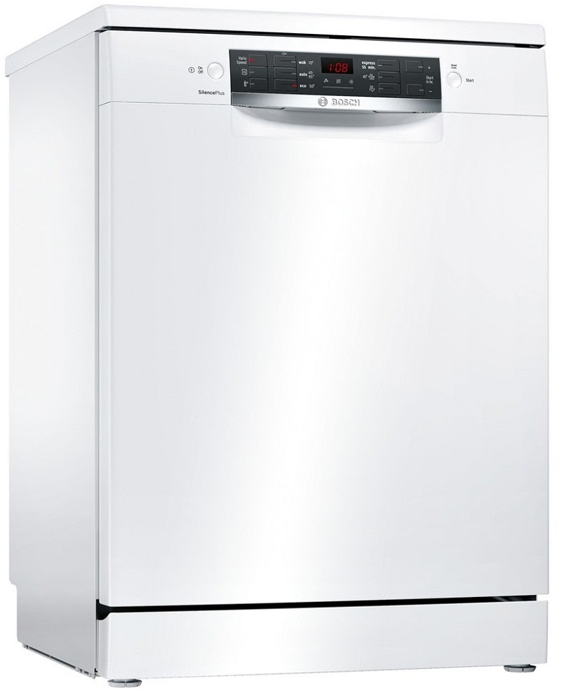 Review đánh giá máy rửa bát Bosch SMS46GW01P có nên mua không?