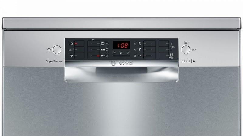 Review đánh giá máy rửa bát Bosch SMS46NI05E có nên mua không?