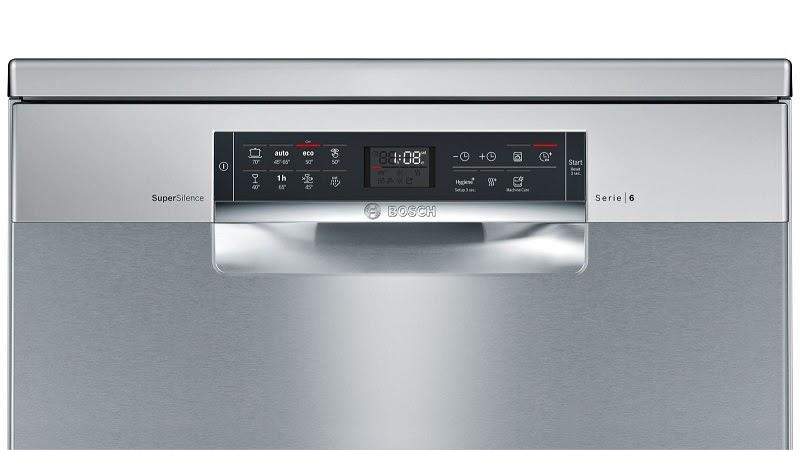 Review đánh giá máy rửa bát Bosch SMS68UI02E có nên mua không?