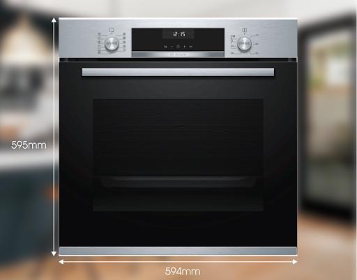 Người tiêu dùng đánh giá lò nướng Bosch HBA5570S0B