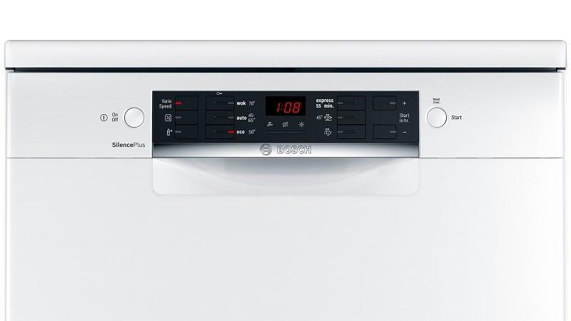 Thiết kế máy rửa bát Bosch SMS46GW01P