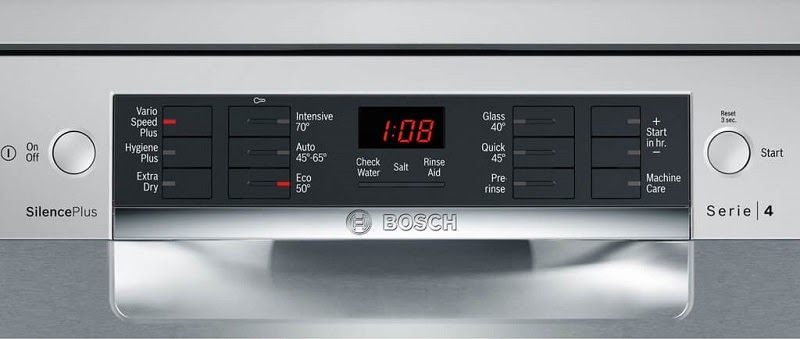 Thiết kế máy rửa bát Bosch SMS46MI01G